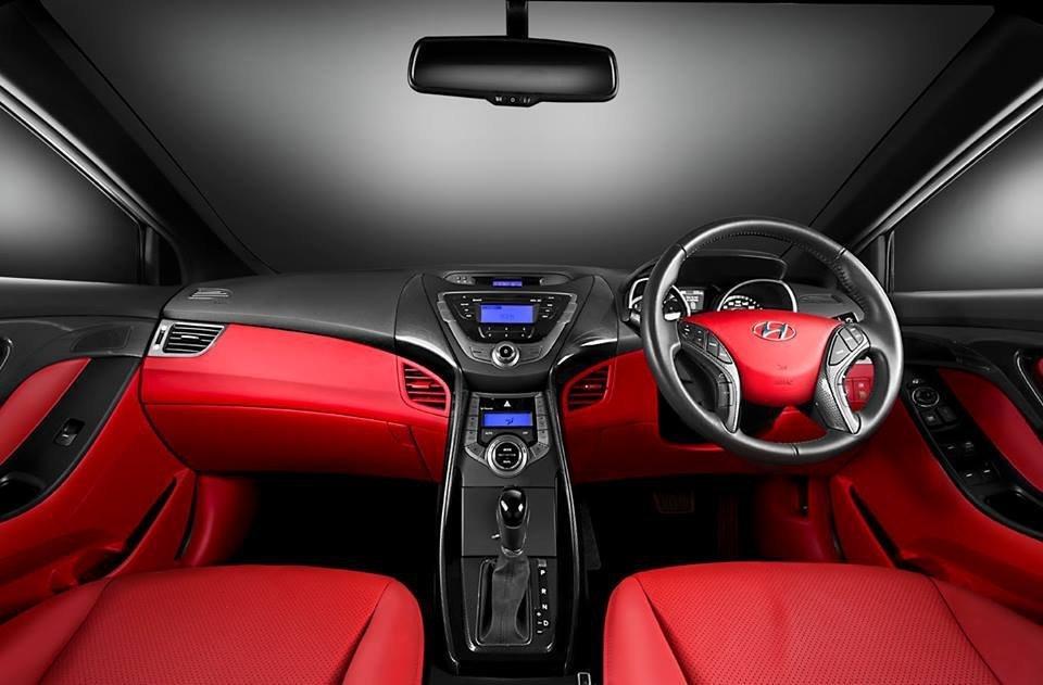 Dc Lounge Hyundai Elantra Interior Rear Seat
