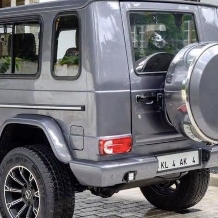 Force Gurkha To Mercedes G Wagon Conversion 4