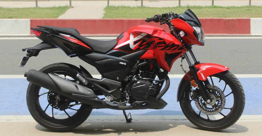 Hero Xtreme 200R launched in India At Rs 89,900