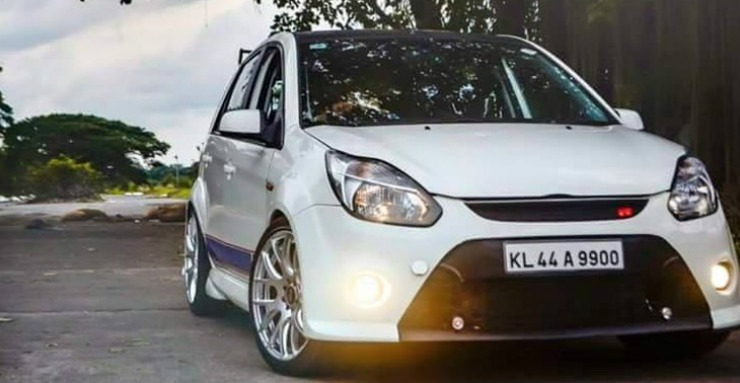 Lowered Ford Figo Rs 1