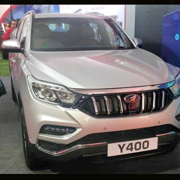 Toyota Fortuner Rival Mahindra Alturas Xuv700 Luxury Suv Launch