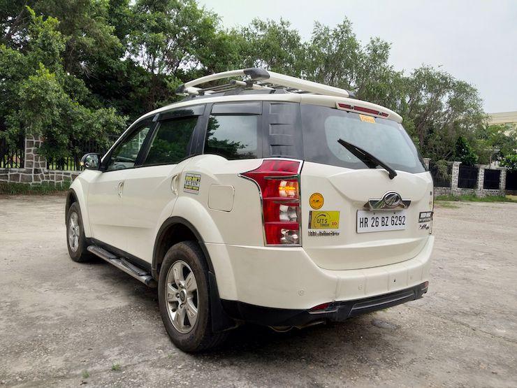 Old Mahindra Xuv Ownership5