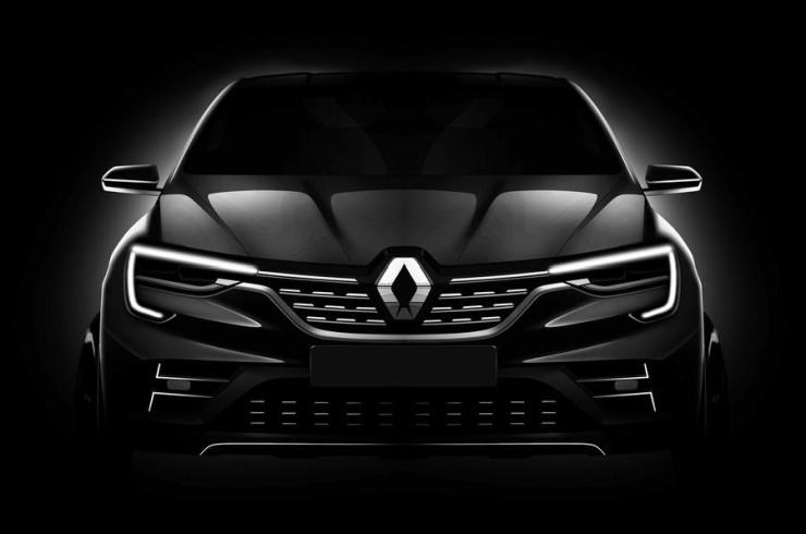 Renault Arkana Crossover Suv