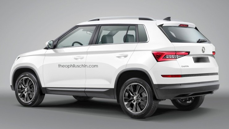 Creta-rival Skoda Small SUV For India 1