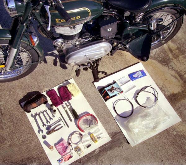 enfield tool kit