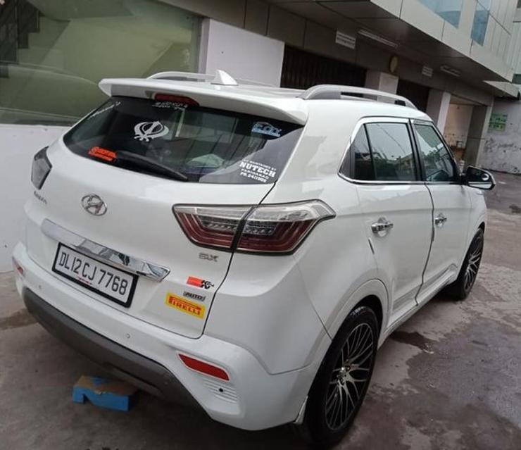 2016 Hyundai Creta To 2018 Hyundai Creta 2