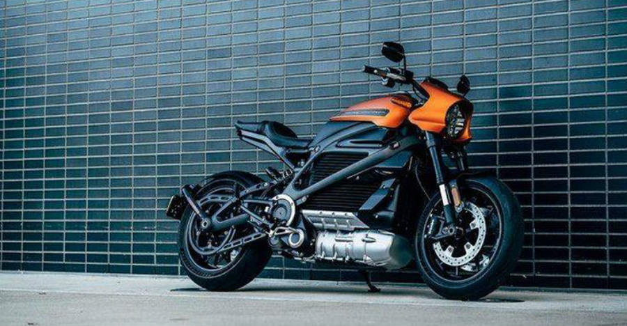 2019 Harley Davidson Livewire Feature