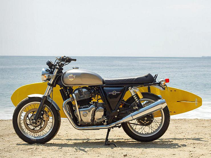 2019 Royal Enfield Interceptor 650 Production Version 2