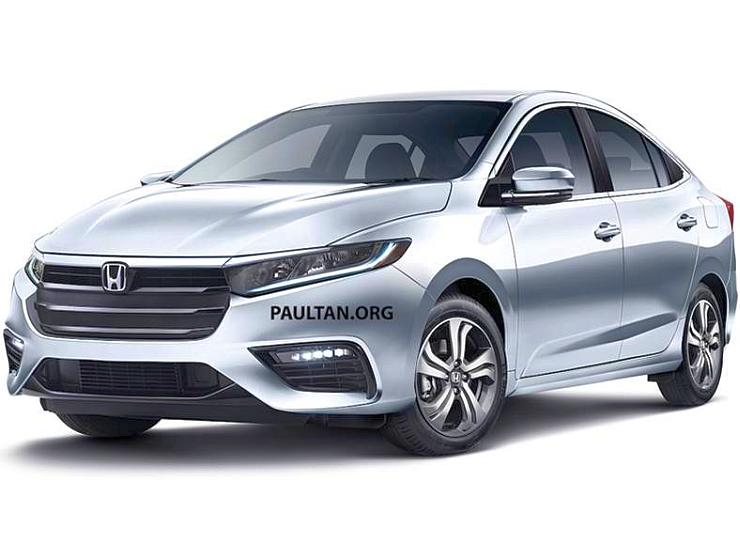 Next Gen City To Be Honda S First Affordable Hybrid Car For India