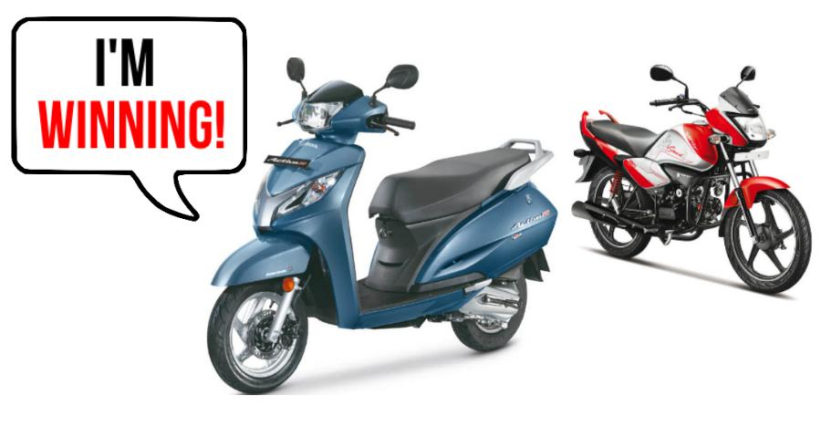 Activa Splendor Featured