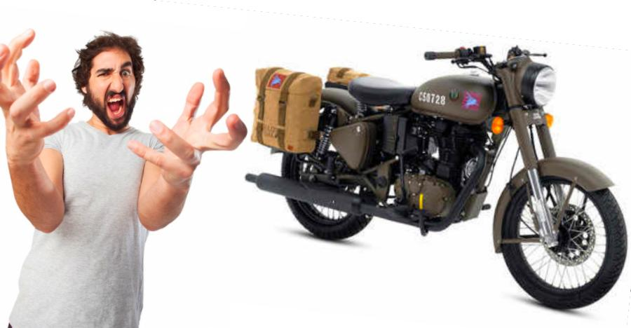 Angry Royal Enfield Pegasus Owners Featured
