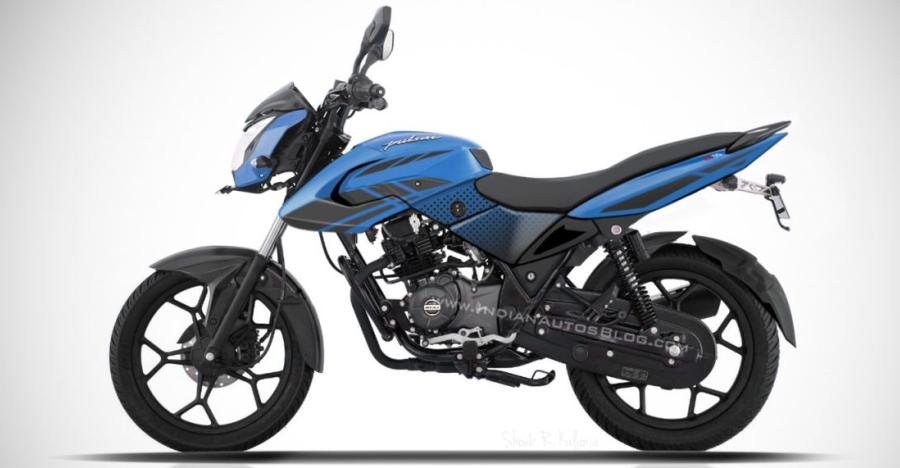 Bajaj Pulsar Ls 125 Render Featured