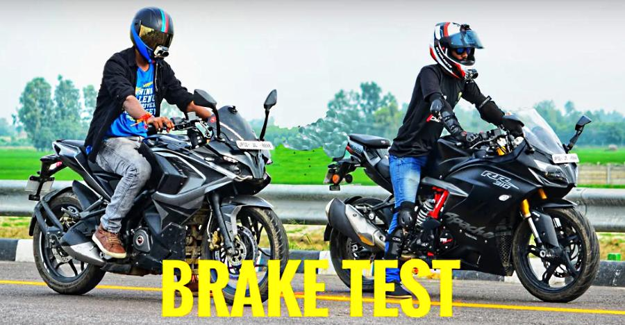 Brake Test Featured