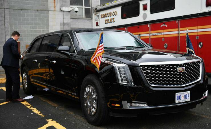 Cadillac One 2