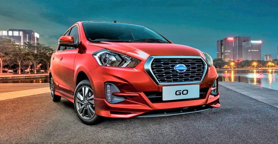 Datsun Go Facelift Featured