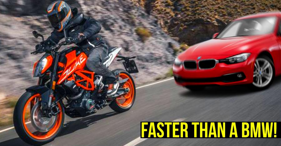 Faster Than A Bmw Featured