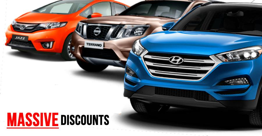 Festive Season Discounts Featured