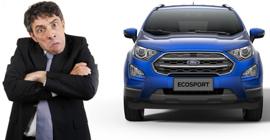 Ford Ecosport Recall Featured