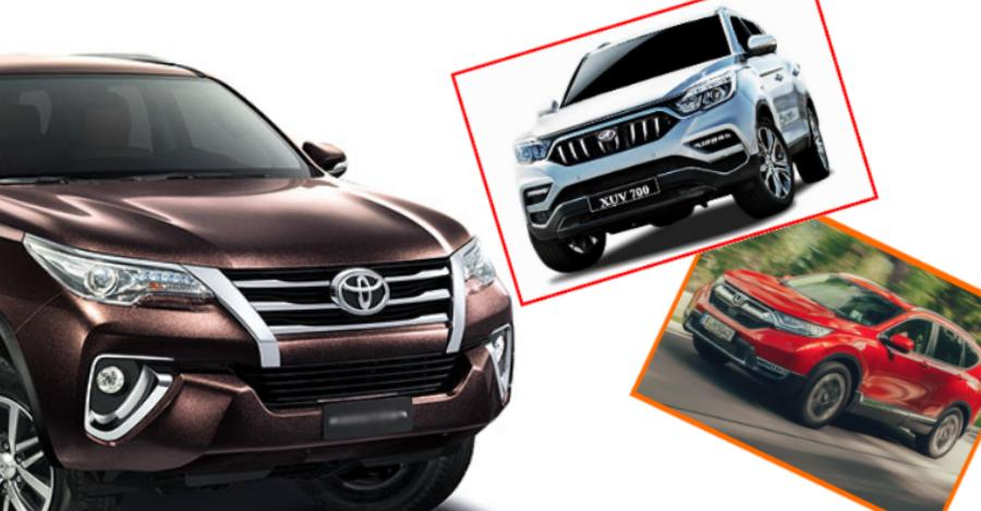 Fortuner Rivals Featured