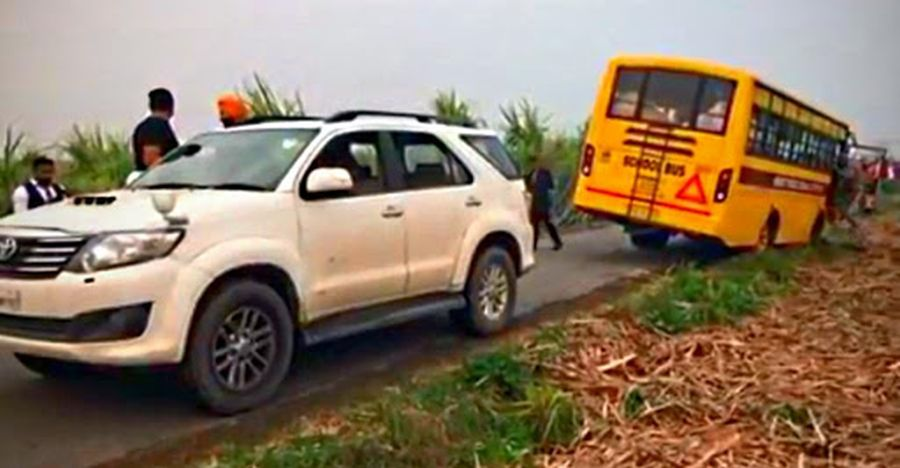 Fortuner School Bus Rescue 2