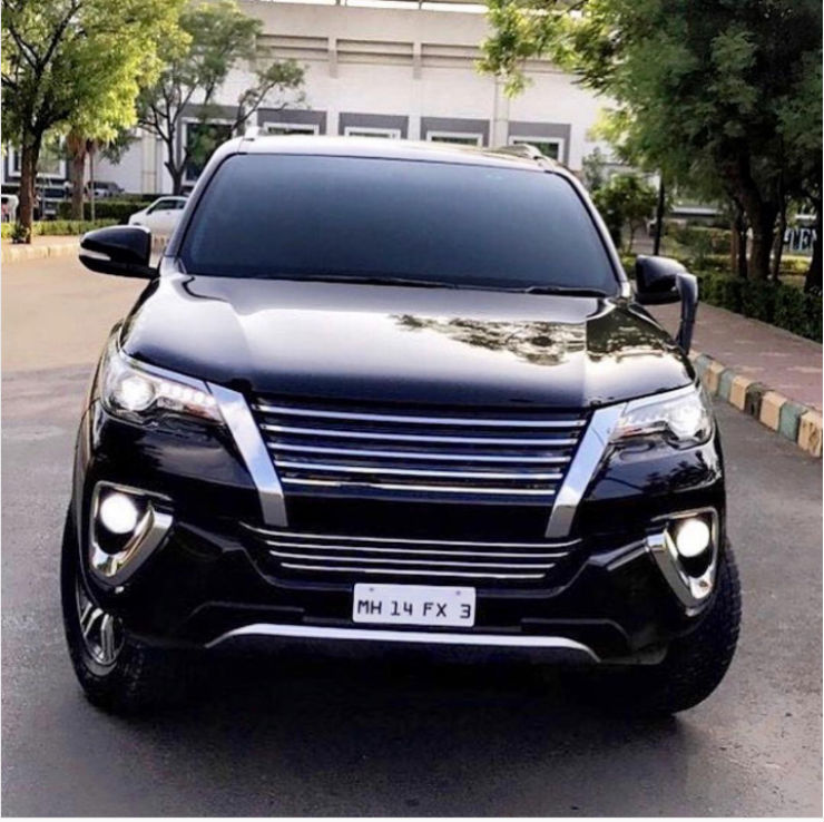 Toyota Fortuner 5 Macho Looking Modified Examples From India