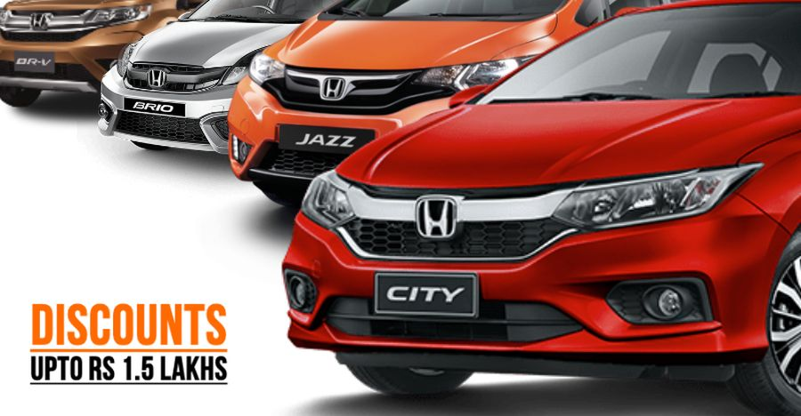 Honda September Discounts Featured