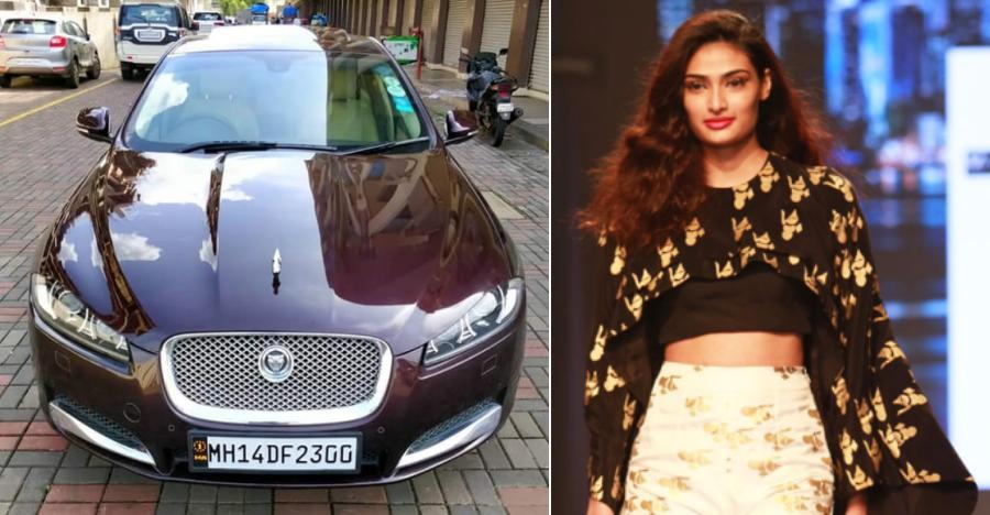 Jaguar Xf Athiya Shetty Featured
