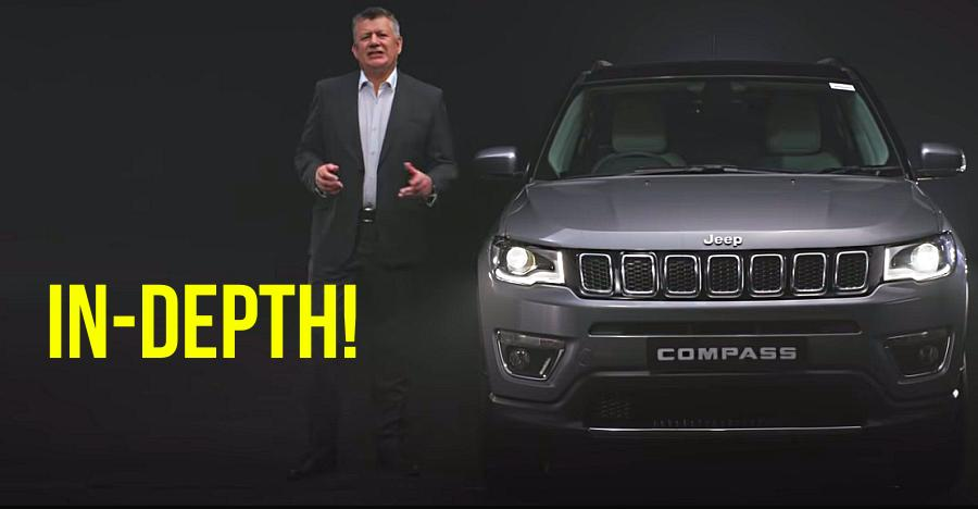 Jeep Compass In Depth Featured