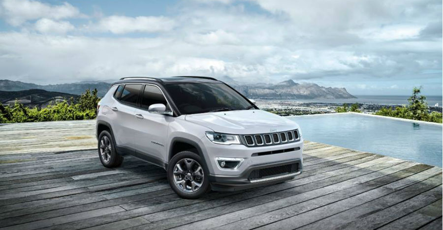 Jeep Compass Limited Plus launched In India