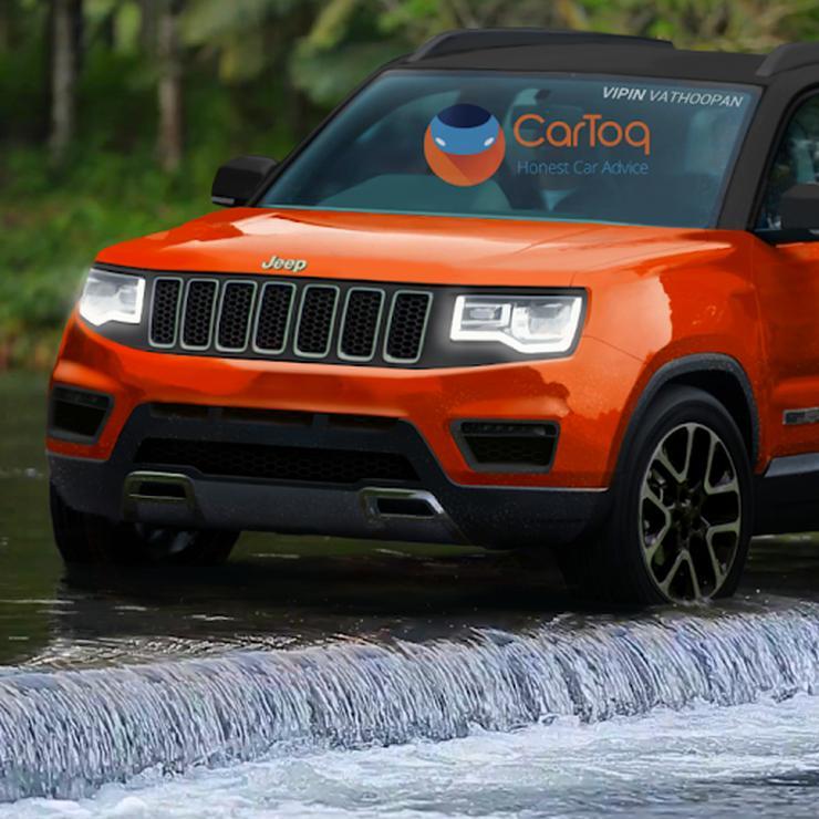 Jeep Sub 4 Meter Suv 1