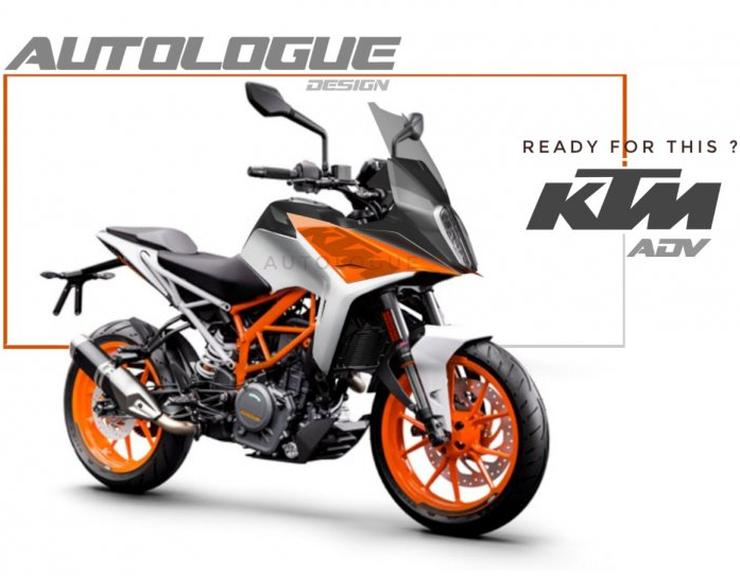 Ktm Duke 390 Xplorer Kit Autologue Design 1