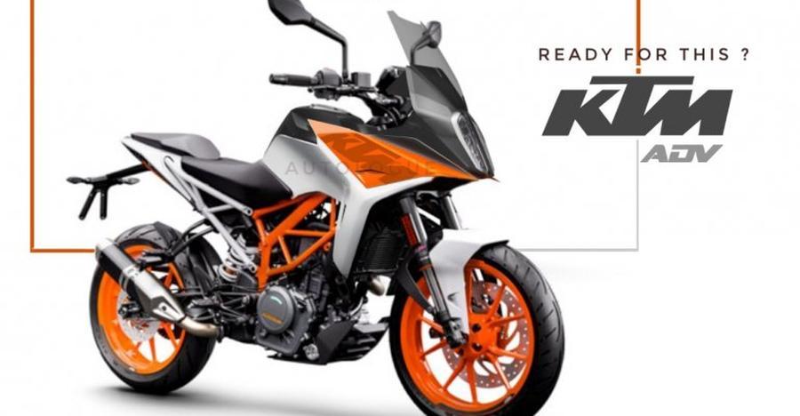 KTM Duke 390 Xplorer kit from Autologue Design is built for adventure touring