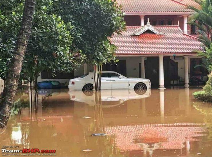 Kerala Flood Ghost