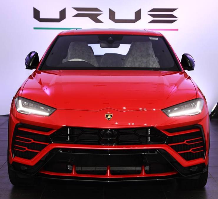 Lamborghini Urus India Delivery 2