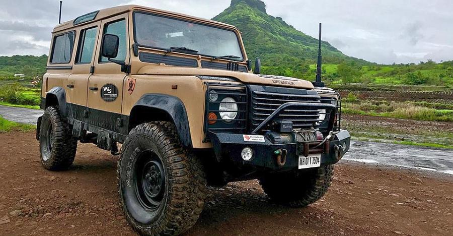 Land Rover Defender Lwb Featured