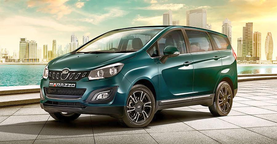 Mahindra Marazzo Gallery Featured
