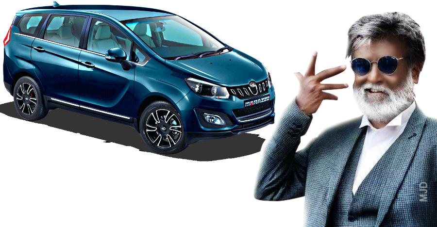 Mahindra Marazzo Rajni Featured 1