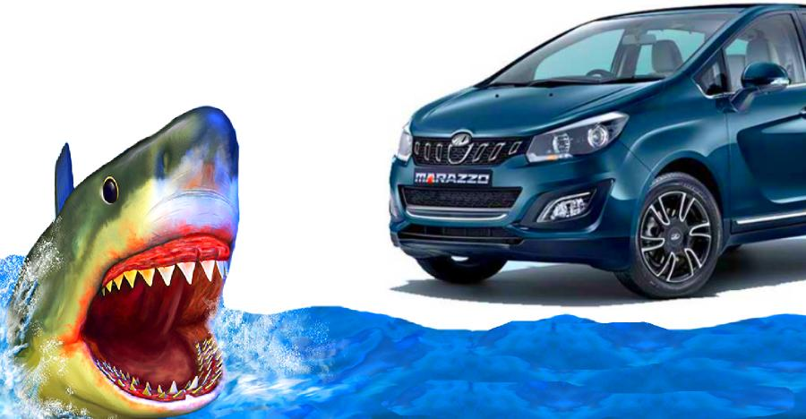 Mahindra Marazzo: 10 things you DON'T know about the shark-inspired MPV