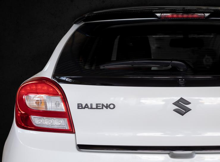 Maruti Baleno Interiors Modified 2