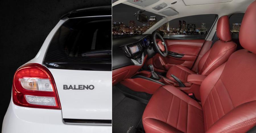 Maruti Baleno Interiors Modified Featured