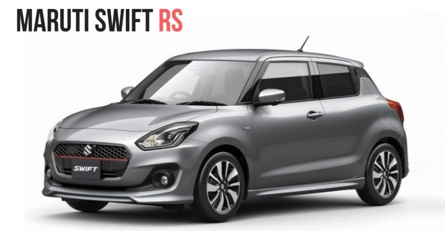 Maruti Swift Rs Featured
