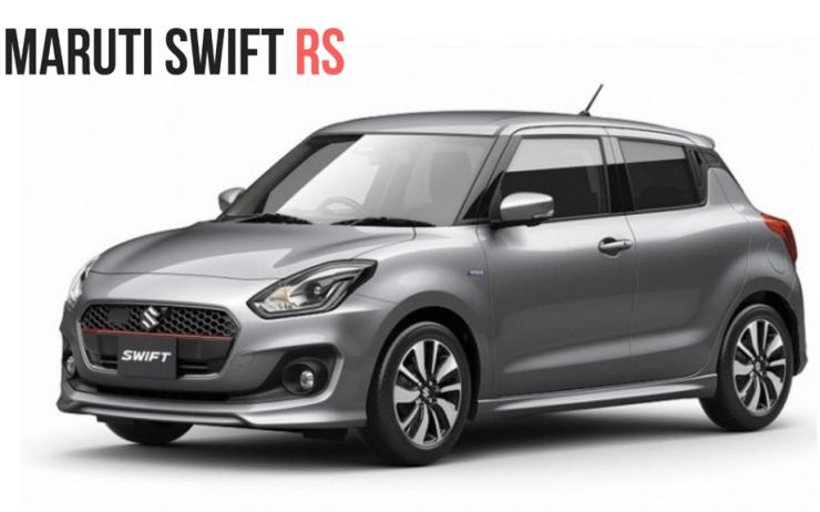 High performance Maruti Swift RS India launch timeline revealed? - CarToq.com - timeline, swift, revealed, performance, maruti, launch, india