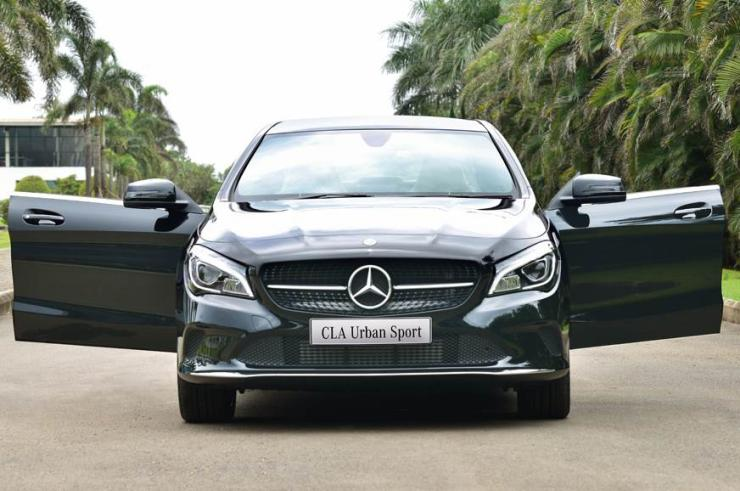 Mercedes Benz Cla Sport