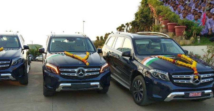 Mercedes Suv Gift Gujarat Savji Dholakia Featured