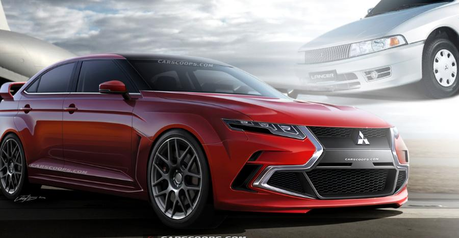 Mitsubishi Lancer Future Featured