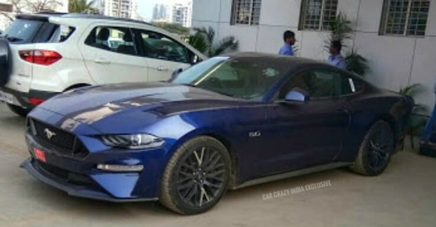Mustang Facelift Feature