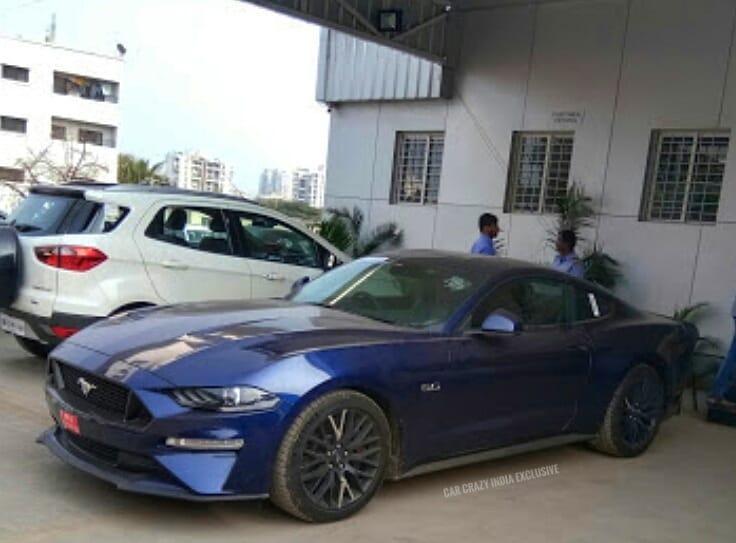 Mustang Facelift