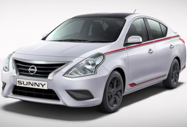 Nissan Sunny Special Edition 1