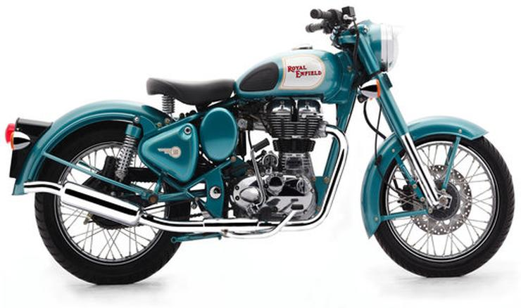 Royal Enfield Classic 500 Official Off Road Exhaust