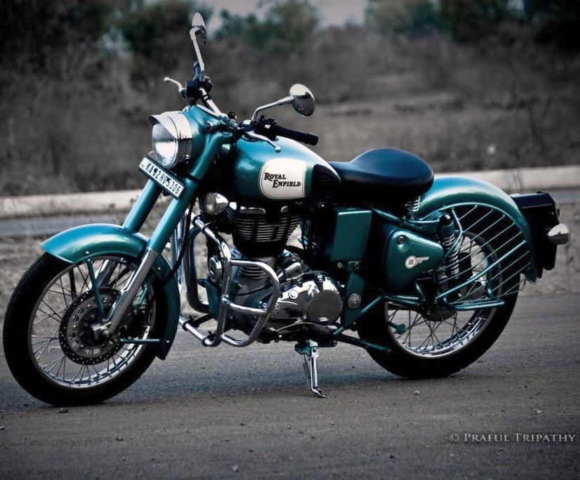 Royal Enfield Crash Guard